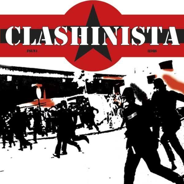 Clashinista — June 27, 2014 — The Star Community Bar, Atlanta, GA