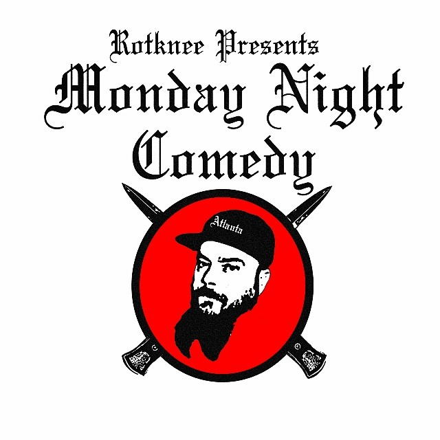 Rotknee Presents: Monday Night Comedy — June 9, 2014 — The Star Community Bar, Atlanta, GA