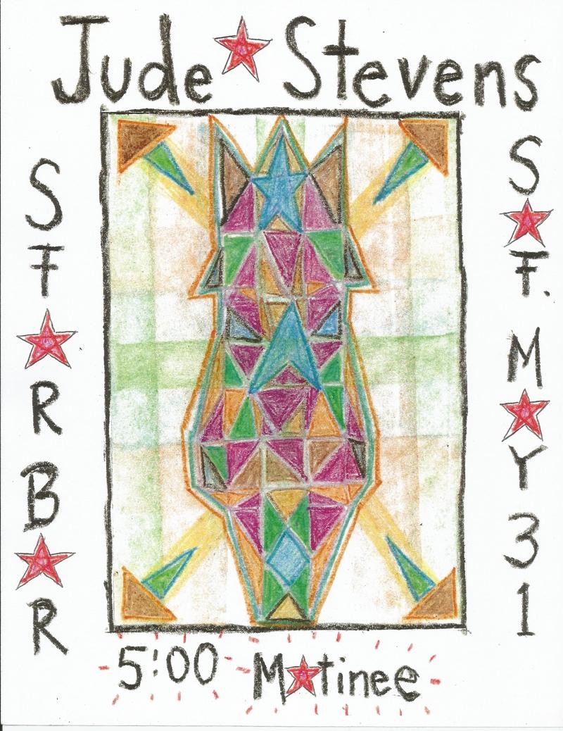 Jude Stevens / Sara Rachele — May 31, 2014 — The Star Community Bar, Atlanta, GA