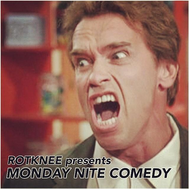 Rotknee Presents: Monday Night Comedy — July 7, 2014 — The Star Community Bar, Atlanta, GA