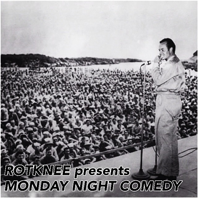 Rotknee Presents: Monday Night Comedy — July 14, 2014 — The Star Community Bar, Atlanta, GA