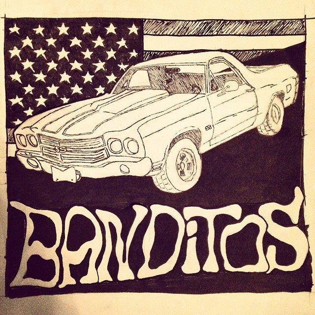 Banditos — July 18, 2014 — The Star Community Bar, Atlanta, GA