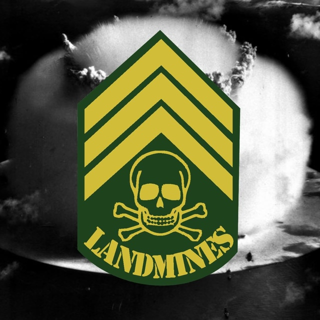 Sgt. Stumpy & The Landmines — July 23, 2014 — The Star Community Bar, Atlanta, GA