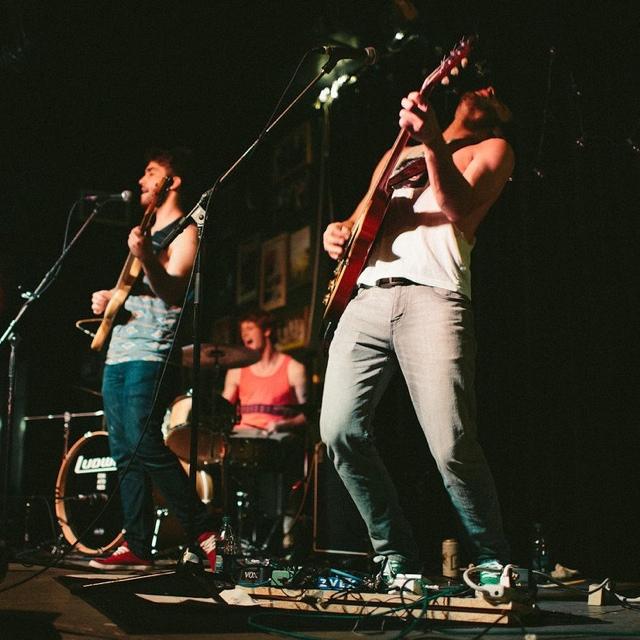 Easy Beat— July 10, 2014 — The Star Community Bar, Atlanta, GA