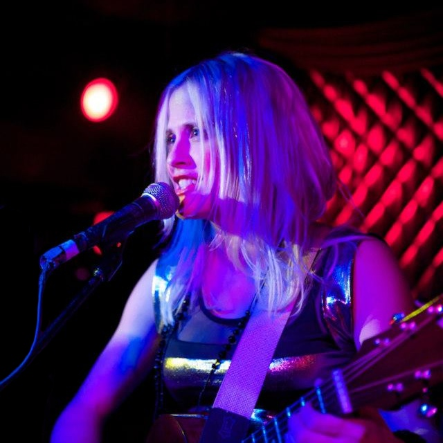 Lindsay Rakers — August 23, 2014 — The Star Community Bar, Atlanta, GA