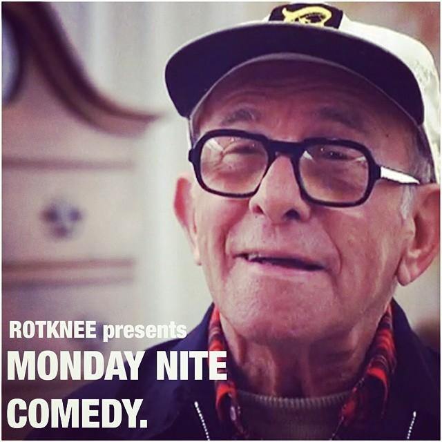 Rotknee Presents: Monday Night Comedy — August 18, 2014 — The Star Community Bar, Atlanta, GA