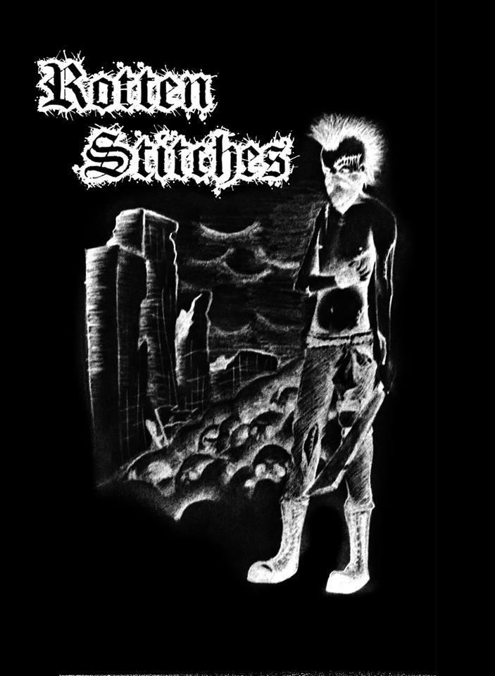 Rotten Stitches — August 13, 2014 — The Star Community Bar, Atlanta, GA