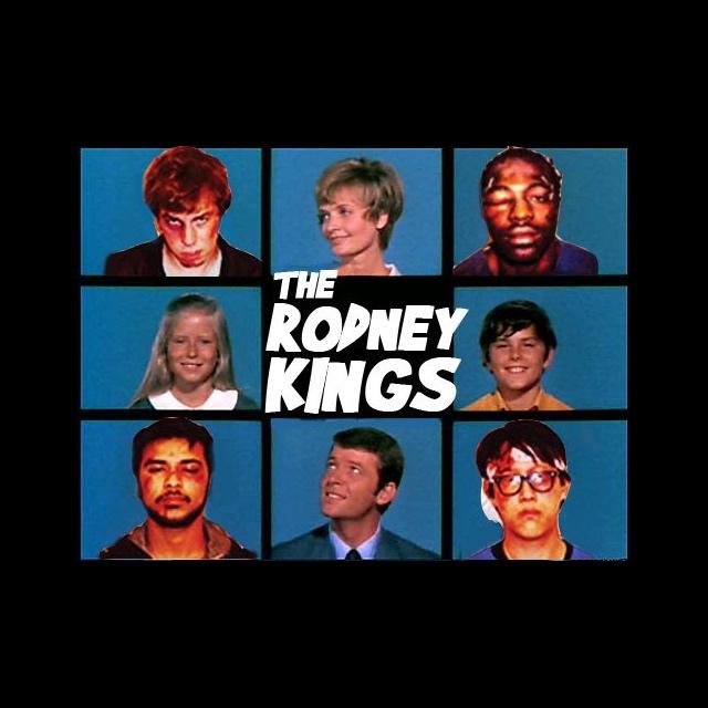 The Rodney Kings— September 3, 2014 — The Star Community Bar, Atlanta, GA