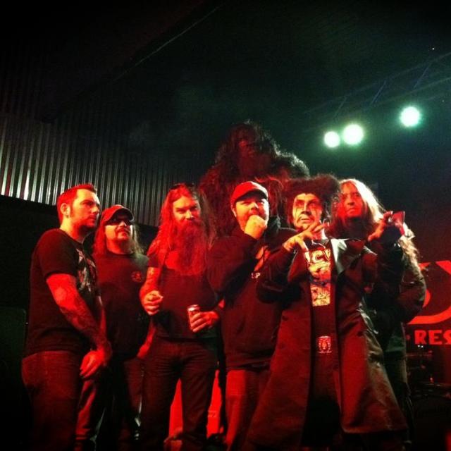 Bigfoot — September 26, 2014 — The Star Community Bar, Atlanta, GA
