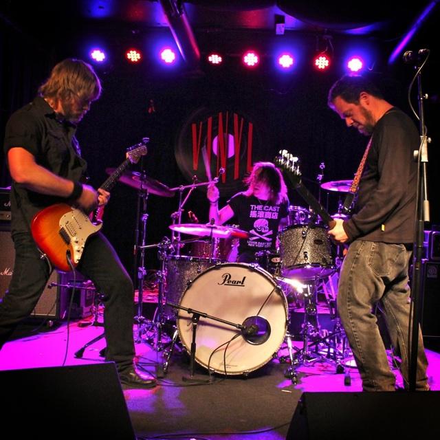 The Halls of Jupiter— October 3, 2014 — The Star Community Bar, Atlanta, GA