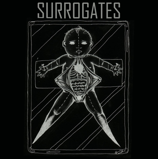 Surrogates— October 9, 2014 — The Star Community Bar, Atlanta, GA