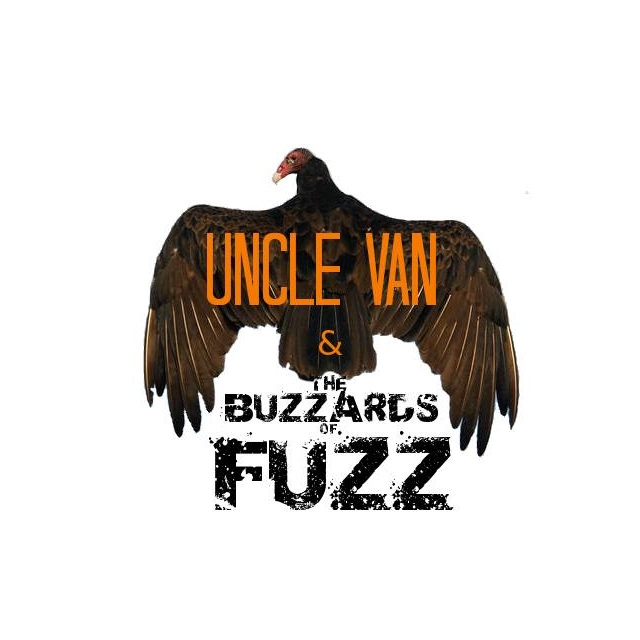 Uncle Van & The Buzzards of Fuzz — November 1, 2014 — The Star Community Bar, Atlanta, GA