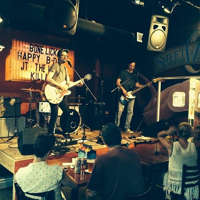 Think Never — November 13, 2014 — The Star Community Bar, Atlanta, GA
