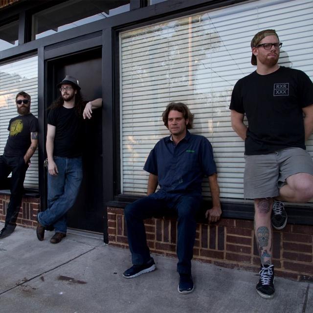 SINS OF GODLESS MEN — November 6, 2014 — The Star Community Bar, Atlanta, GA