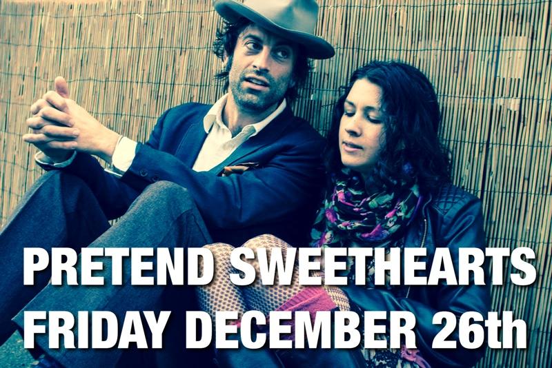 Pretend Sweethearts — December 26, 2014 — The Star Community Bar, Atlanta, GA