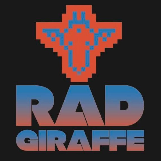 RAD GIRAFFE — January 2, 2015 — The Star Community Bar, Atlanta, GA