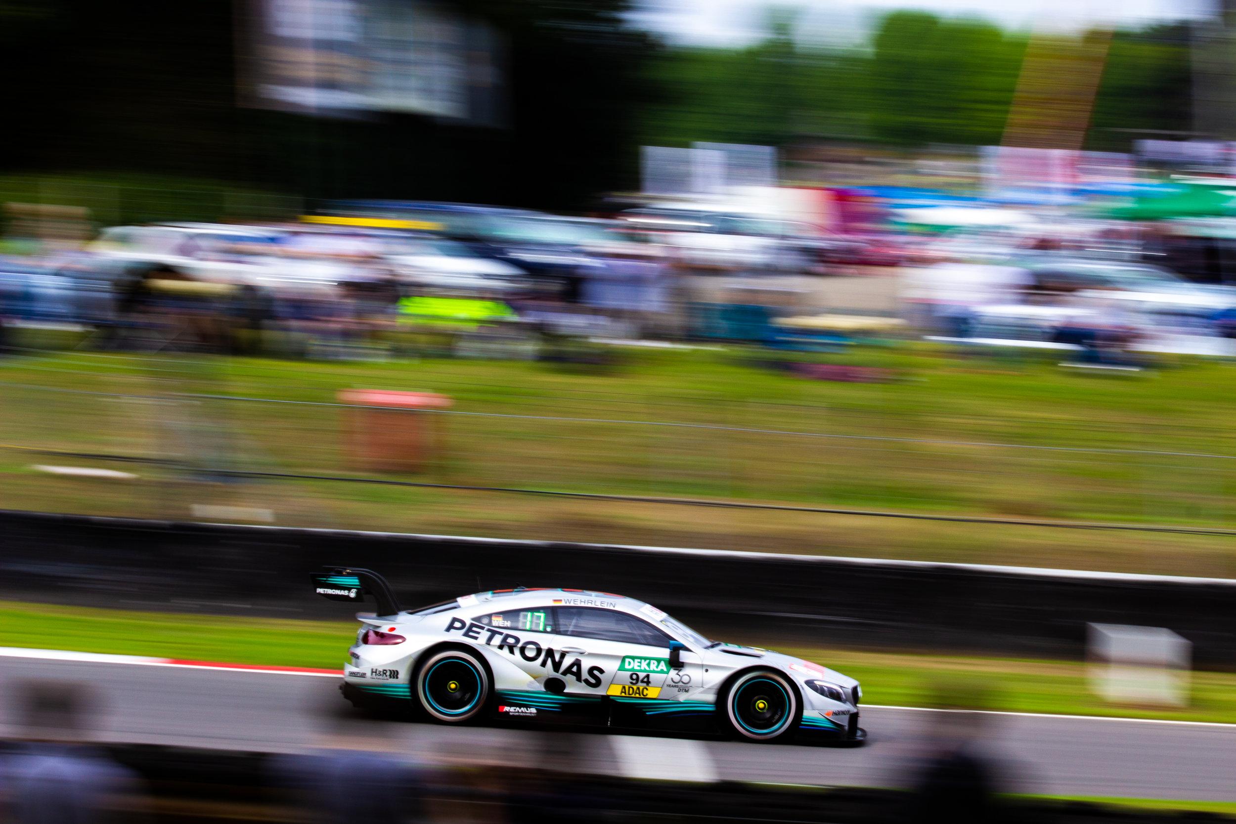 Deutsche Tourenwagen Masters - Brands Hatch