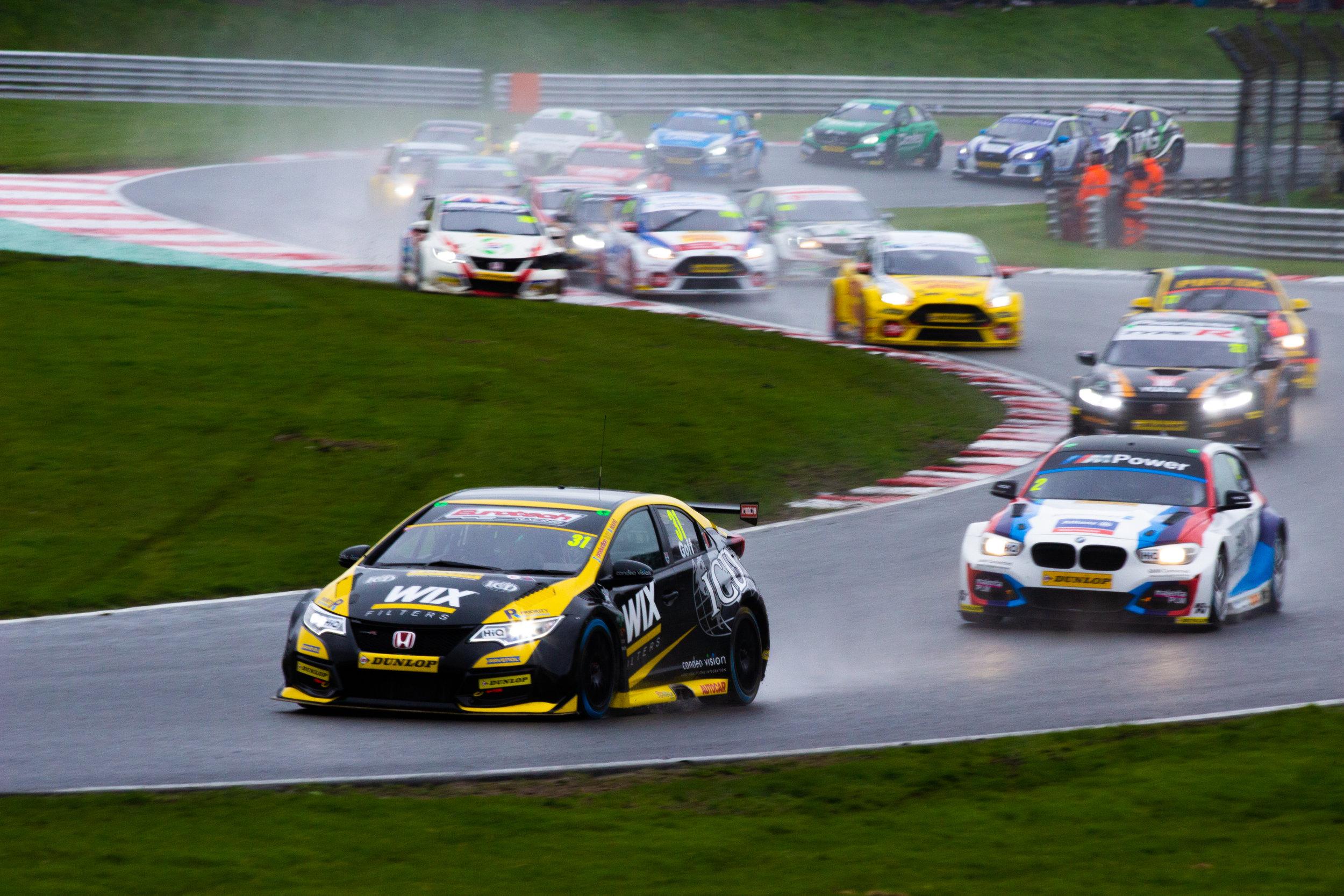 British Touring Car Championship - Brands Hatch