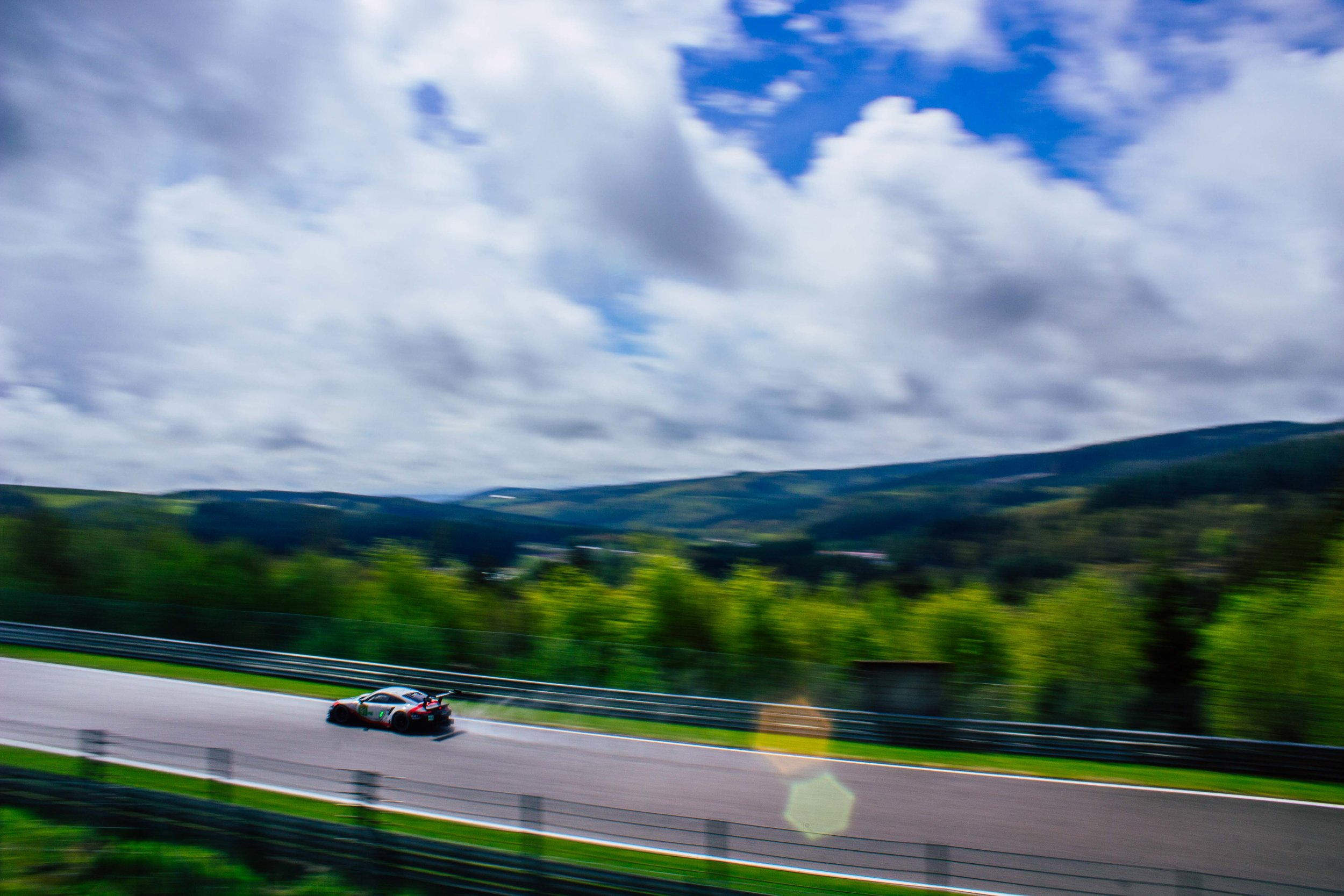 World Endurance Championship - Circuit De Spa-Francorchamps