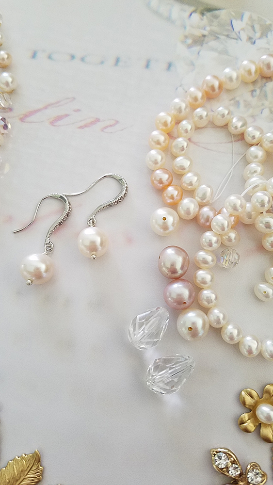 PEARLS...can't get enough of them