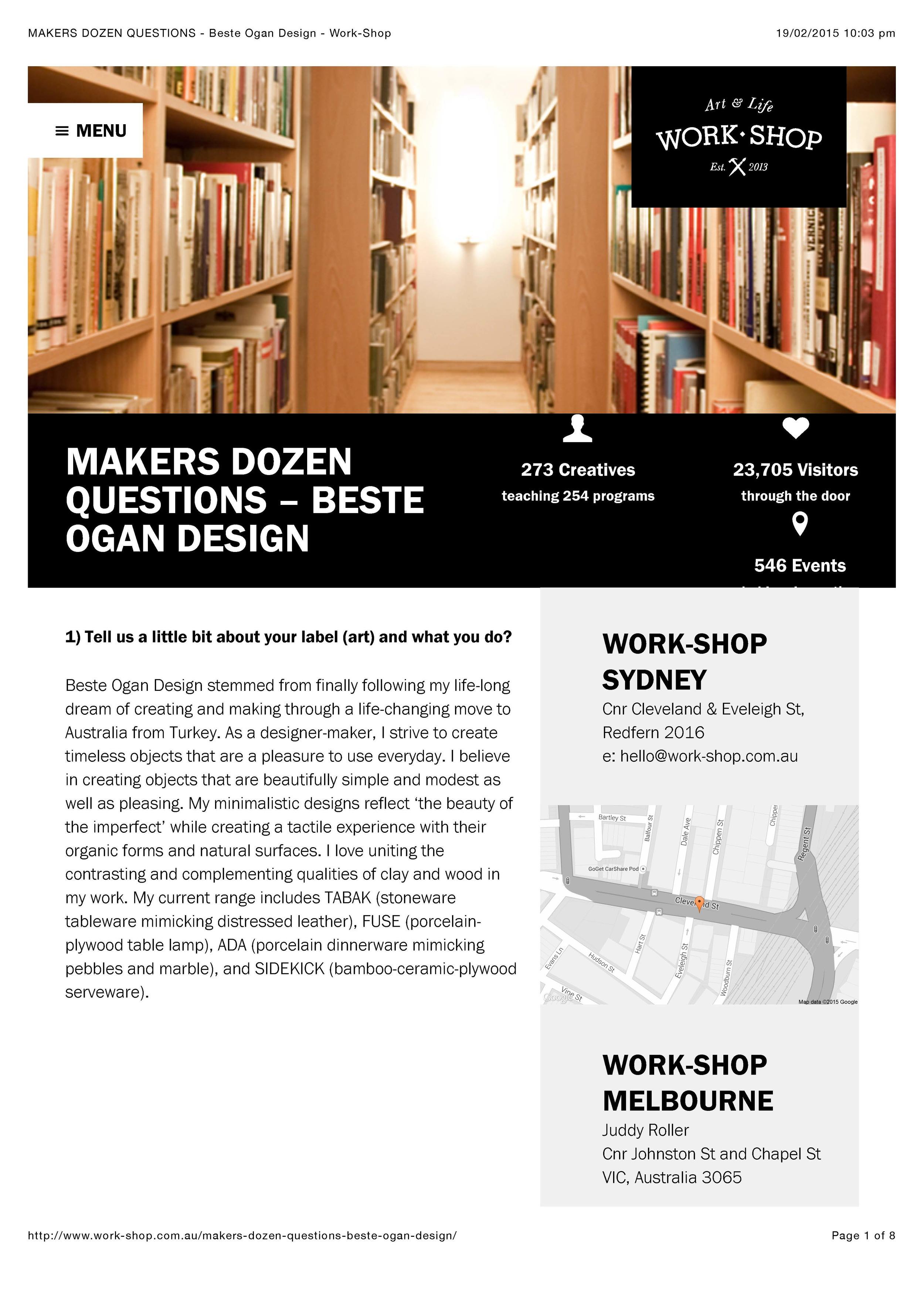 Makers Dozen Questions - Beste Ogan Design 1.jpg