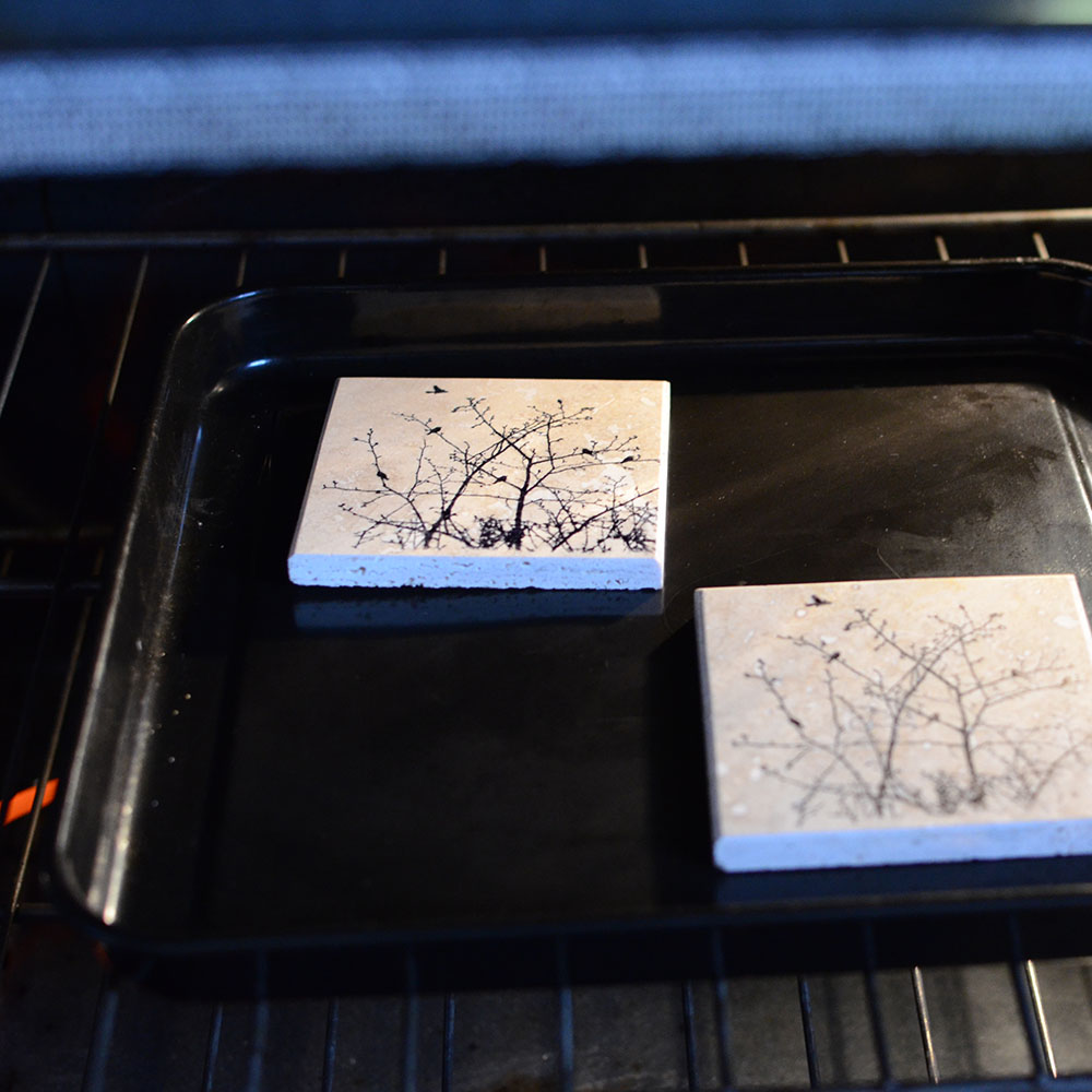 4. Place in cold oven on baking sheet. Turn oven to 300 degrees and bake for 30 minutes.