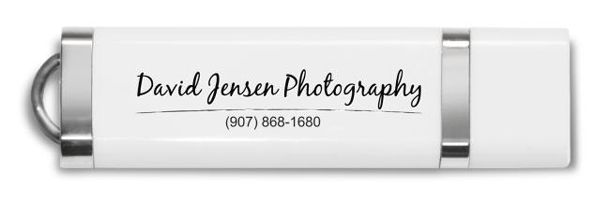 4 GB USB Drives that include your favorite high resolution images as offered in our different studio packages.