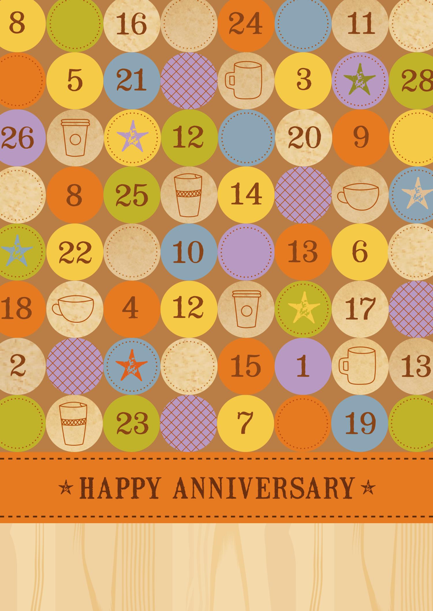 Dots anniversary