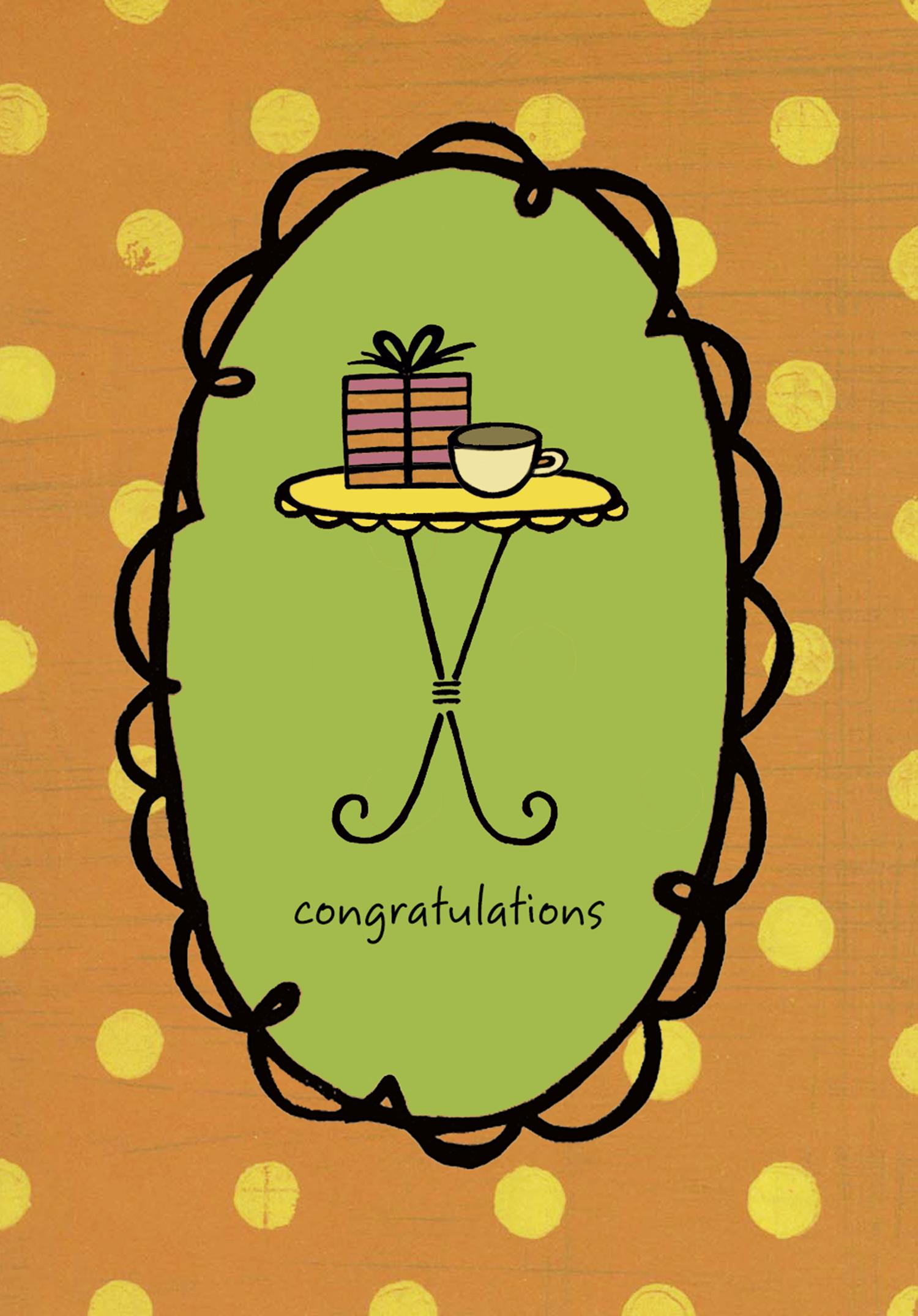 Congrats polka