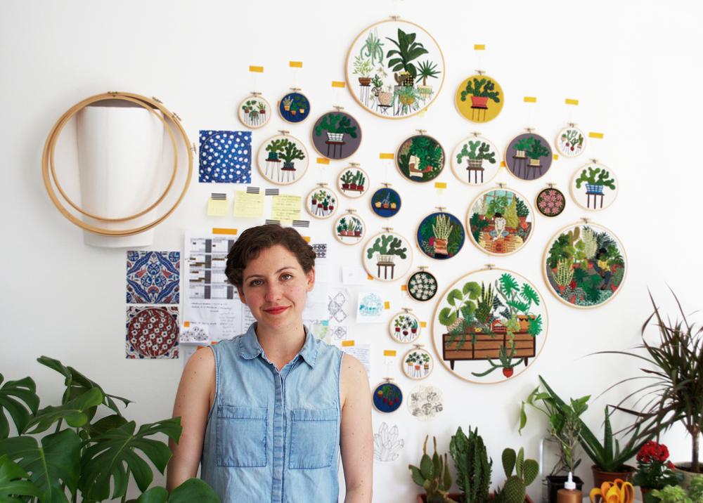 Workshops with Sarah K. Benning -