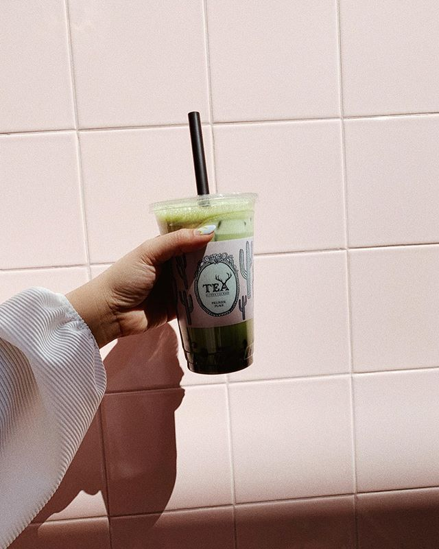 I LOVE YOU SO MATCHA @alfredtea 💕🍵 〰️ a special request to please open a shop in Toronto!?!? 🙏🏼🙈 . . . . #bubbletea #alfredstea #alfredacoffee #alfredmelroseplace #tea