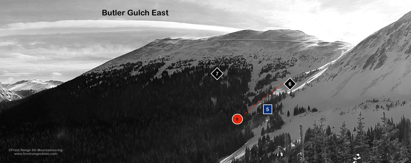 Butler Gulch East