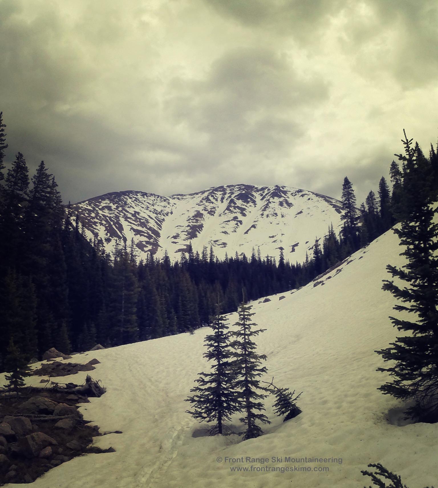 Parry Peak's Bear Claw.