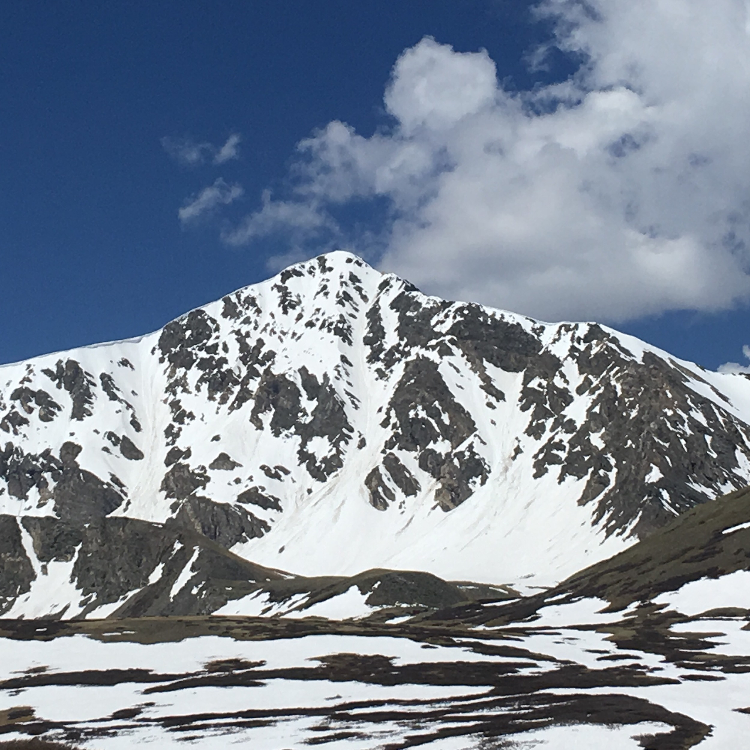 Torreys Peak: South Paw, East Face Direct, Dead Dog