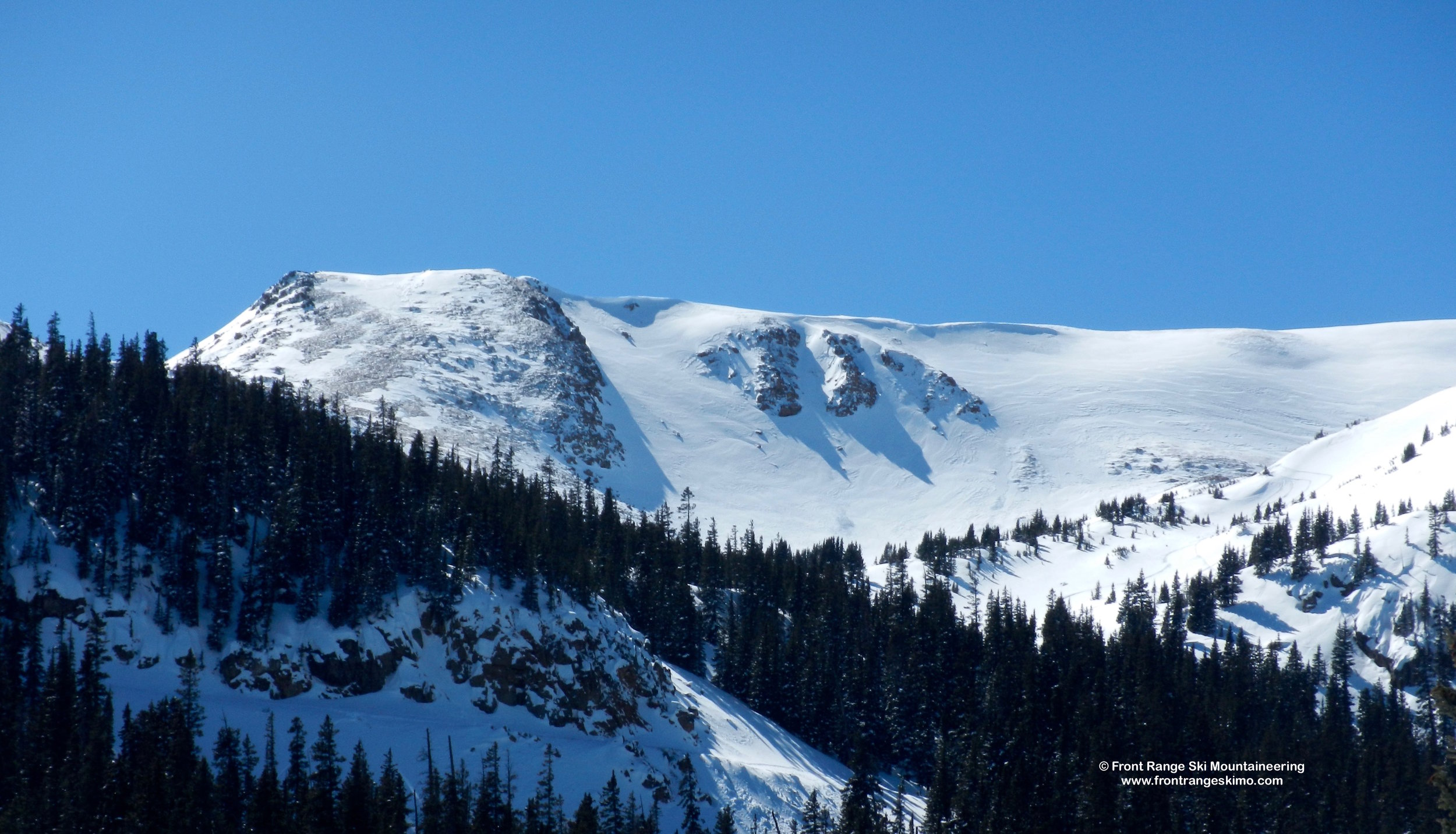 Mount Russell North Chutes