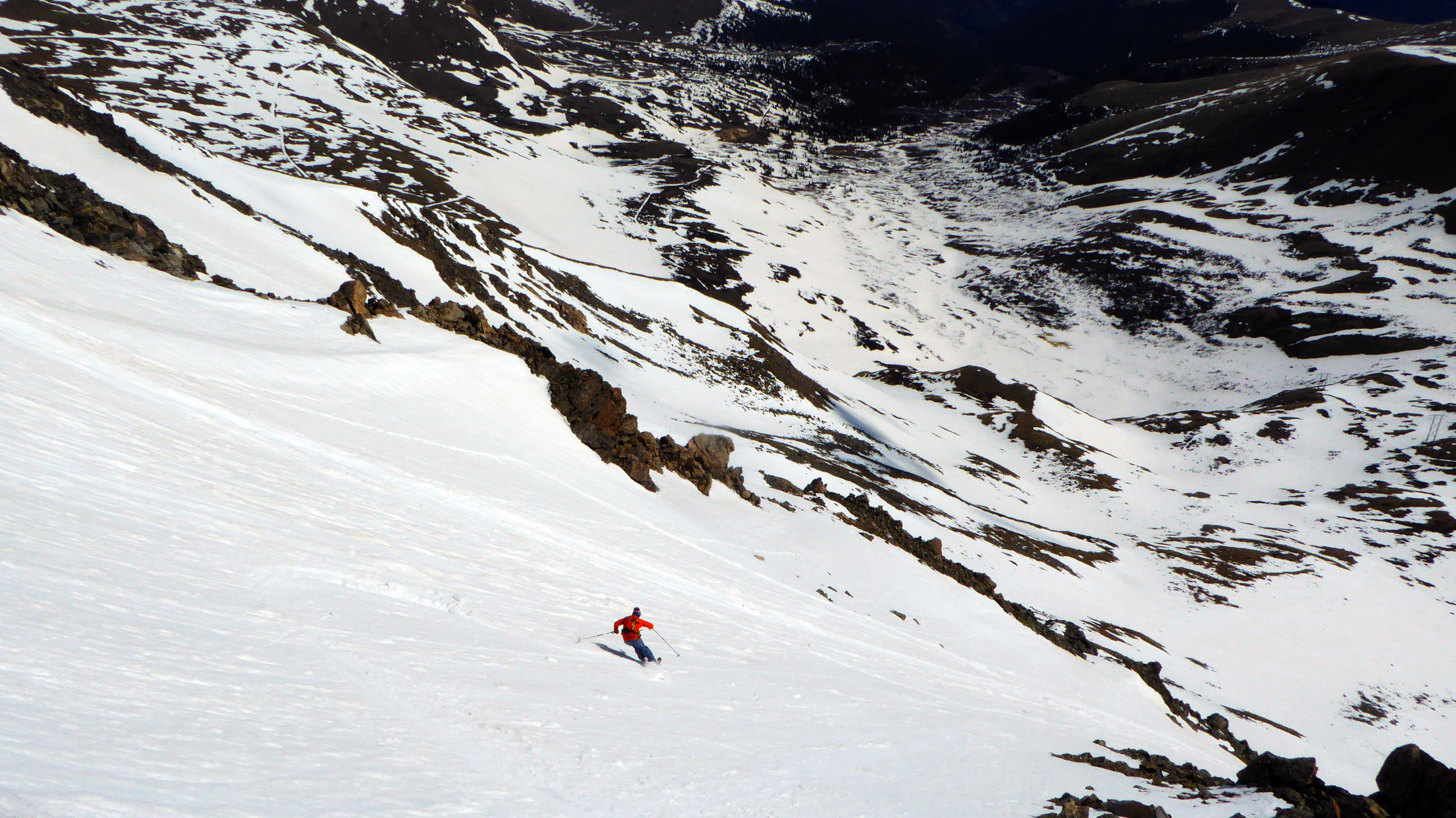 Skiing the fall line of Voltage Drop.