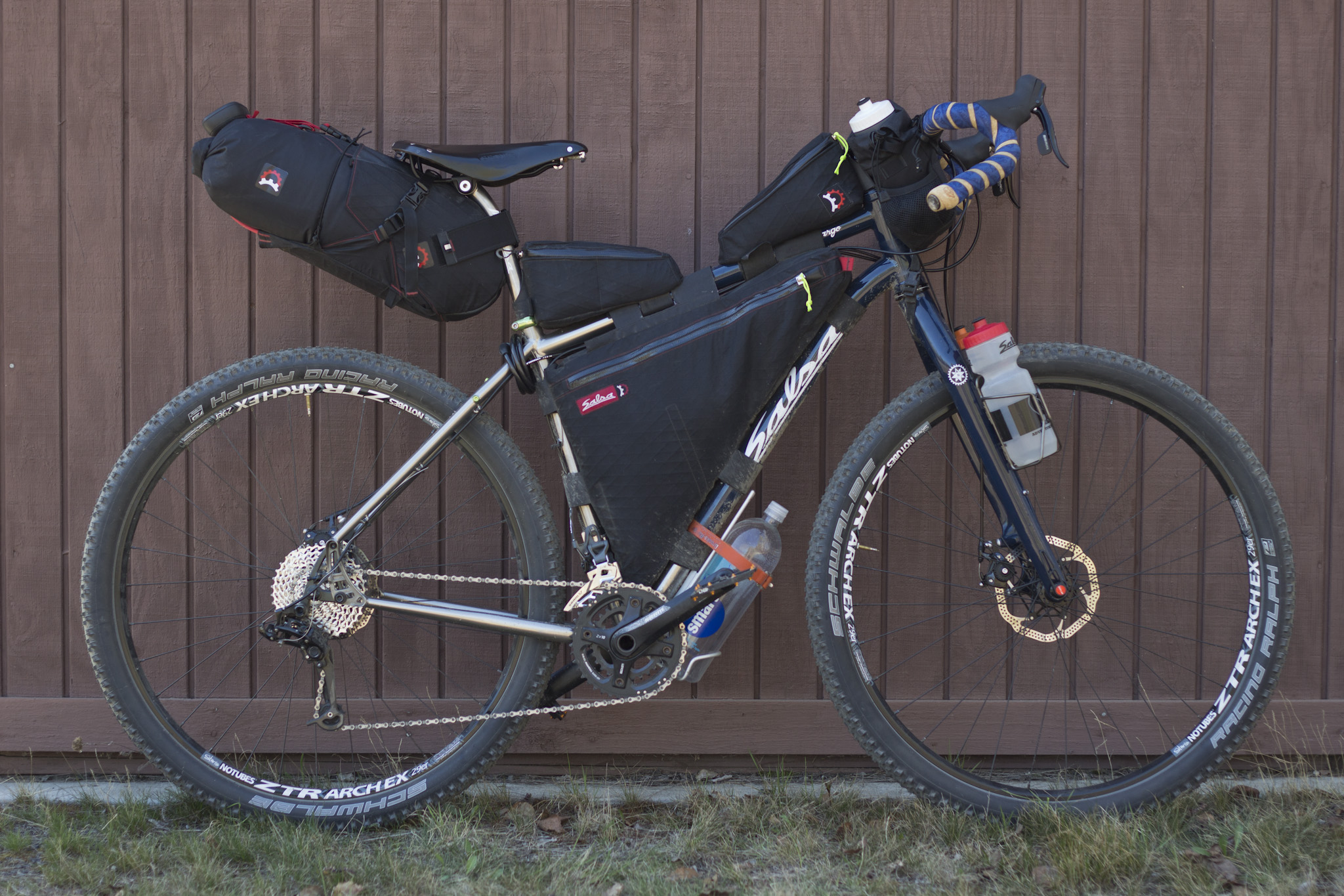 Ready for the 360 mile Oregon Outback this week