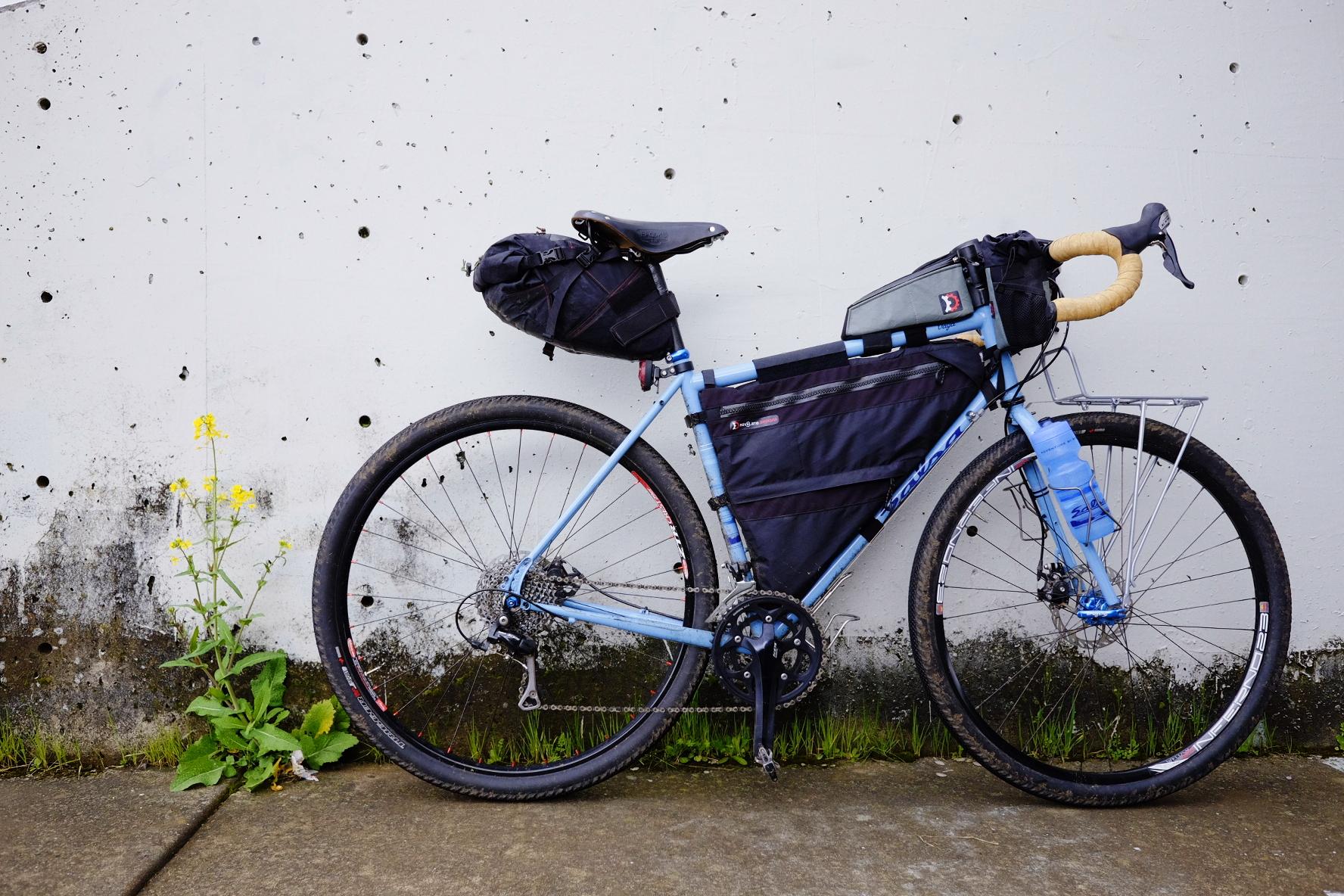 76. Bike portrait
