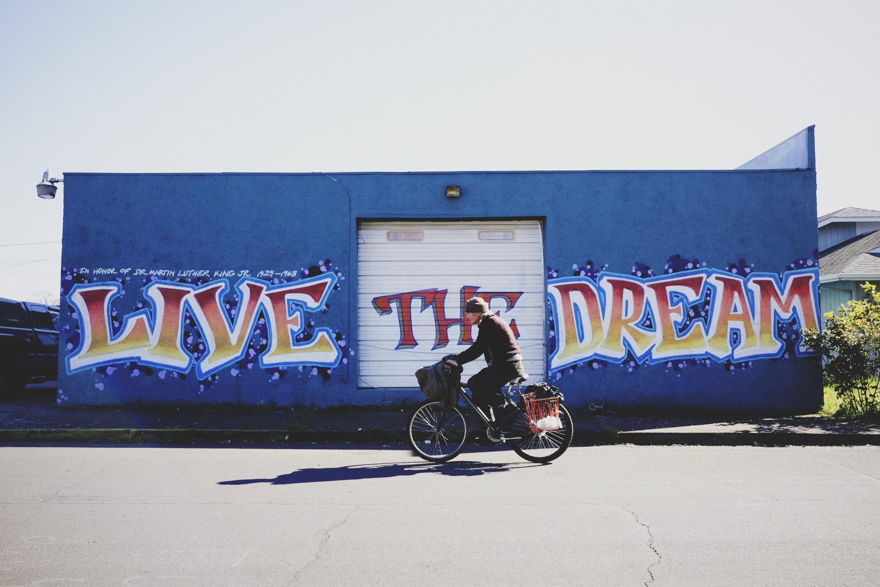92. Live The Dream