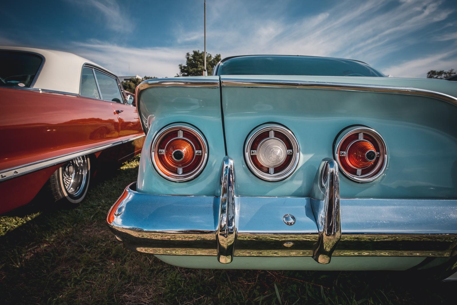 1961 Chevrolet Impala back