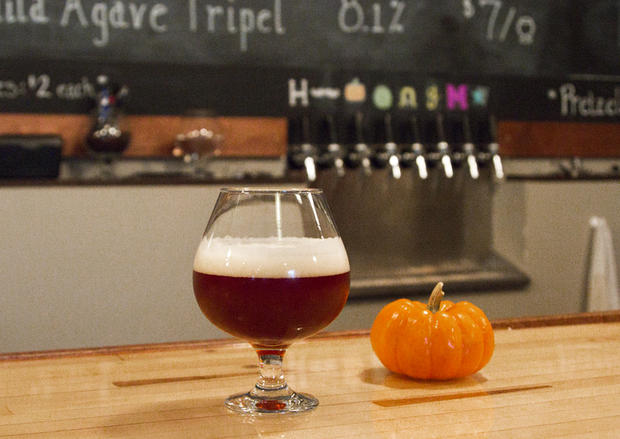 5280 The Denver Magazine on Pumpkin Beers