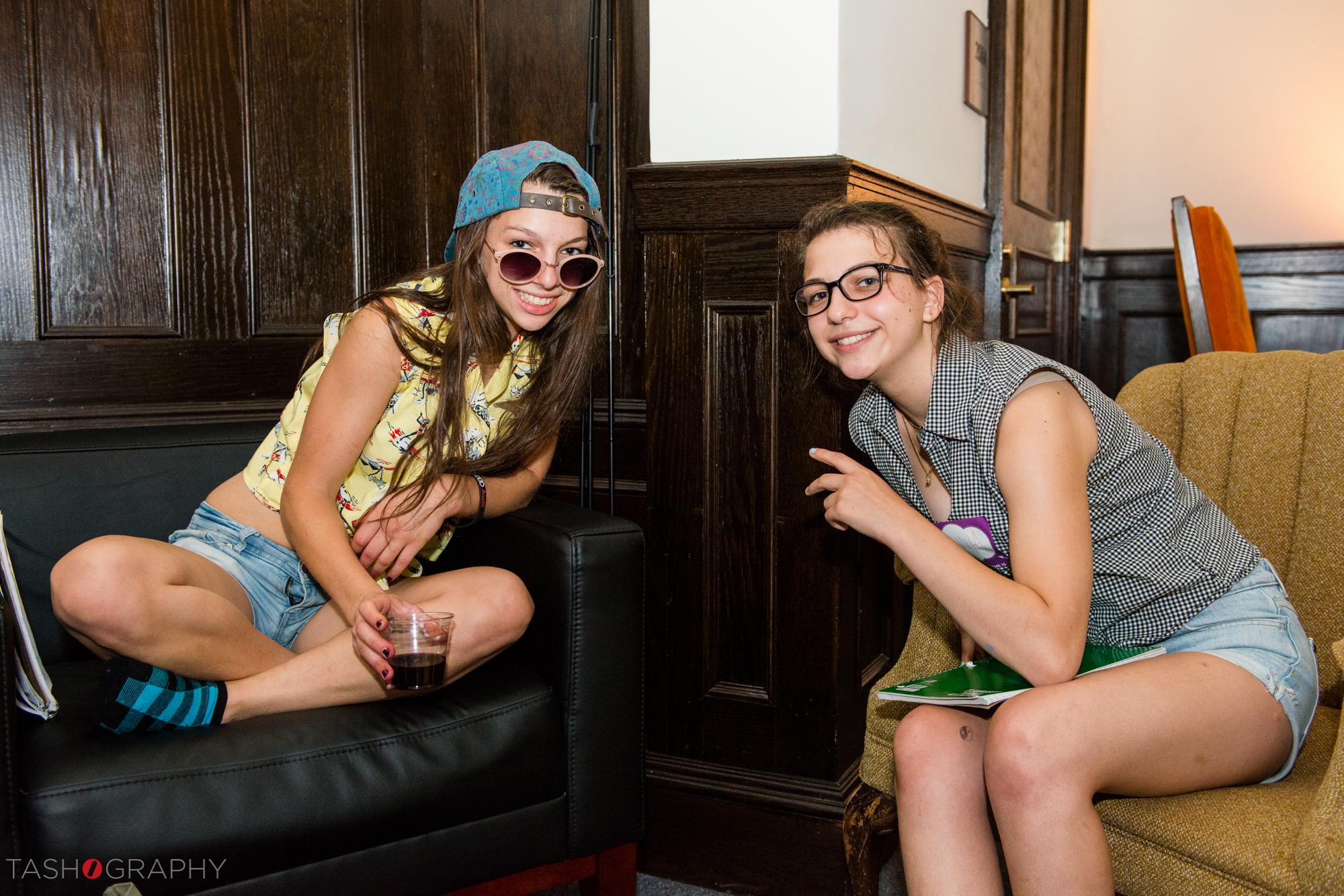 Sophia and Olivia Shiller