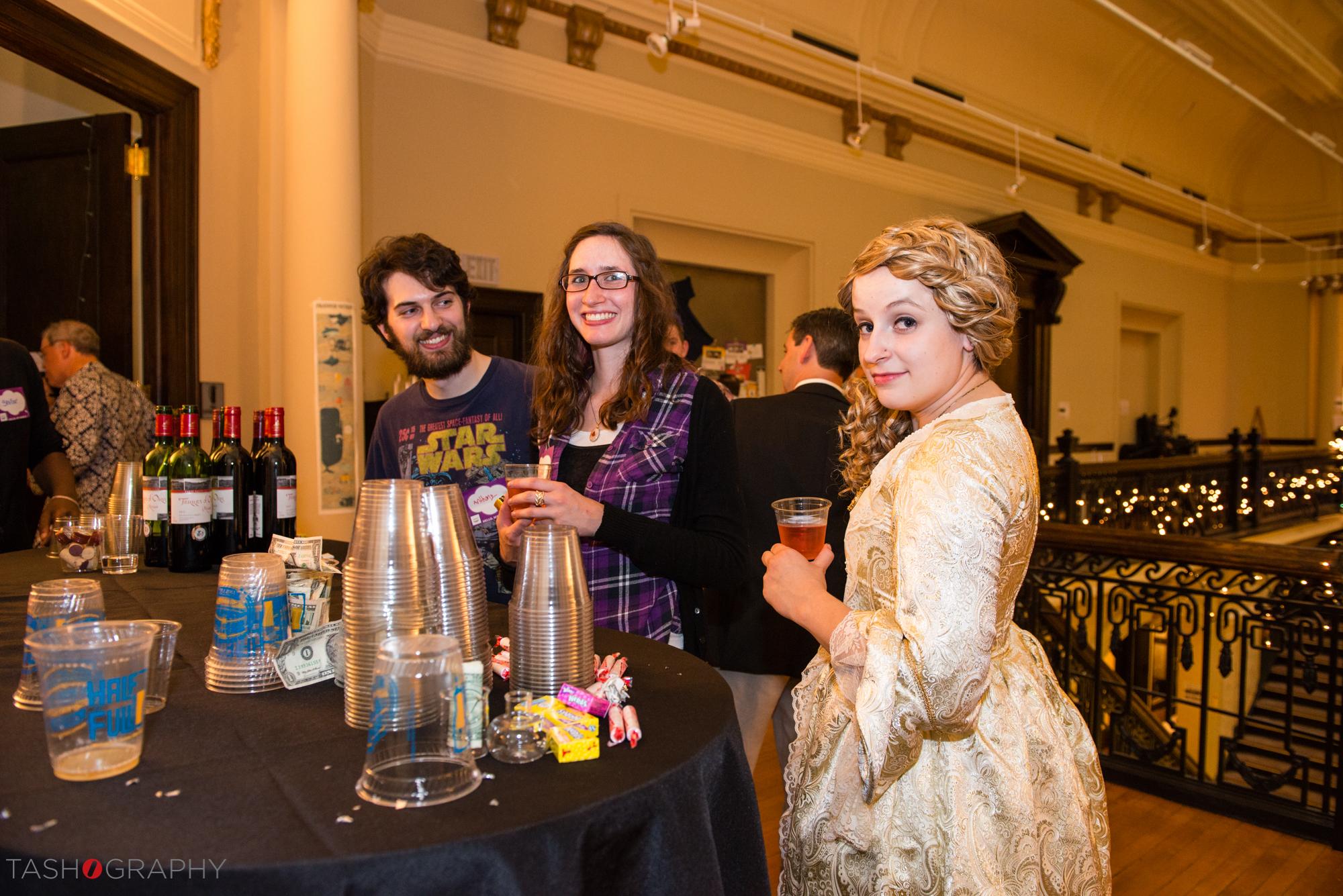 Anthony Buonadonna, Ashley Ransom, and Amanda Emanuele