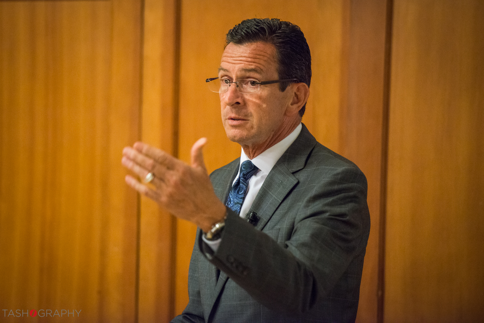 Governor Malloy