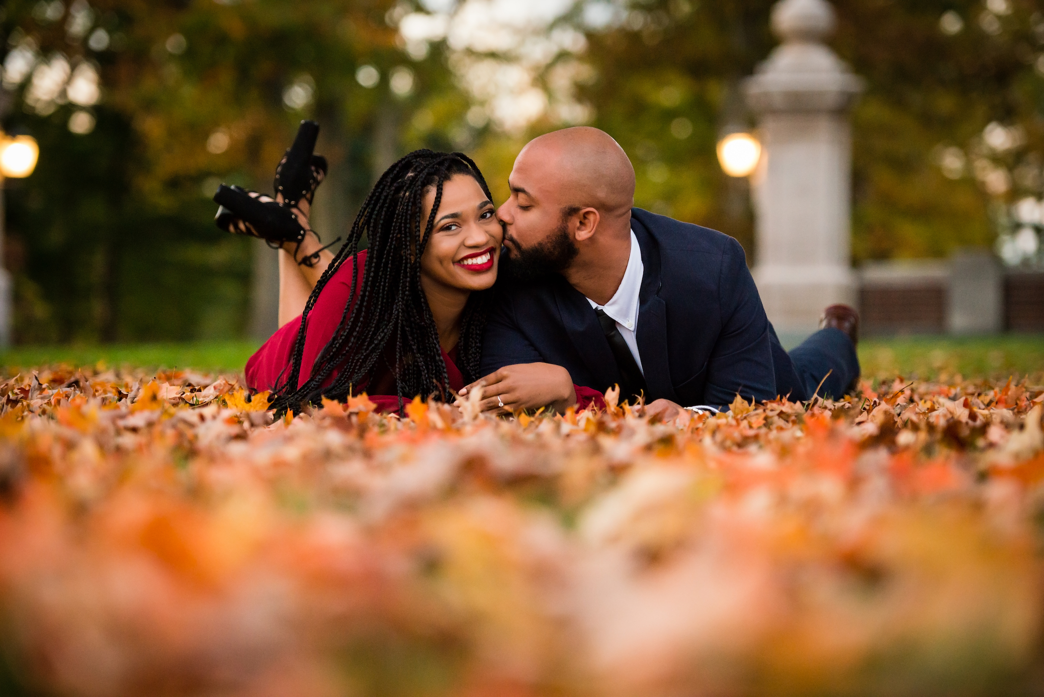 Engagement Session Stamford CT