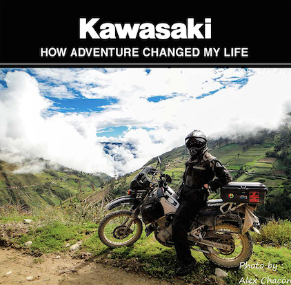 Please join us tomorrow, Thursday, May 28th as we hang with  Kawasaki  to celebrate the nature, addiction and fulfillment of adventure.    Sure, the event will be at our new studio space in the middle of the Arts District and not in the great outdoors, but hey, this is only the first introduction. We'd love for you to join us for a drink, some good stories and to check out all the fun vehicles Kawasaki has built for any adventure. Maybe we'll spark the idea for our next expedition?    Special guests include Alex Chacon from  Modern Motorcycle Diaries , Sara Price and Erica Sacks who competed in the  Rallye Aicha Des Gazelles , along with others that have killer tales from around the world.     Tunes by  DJ Morse Code  and Valet Parking will be provided. Please RSVP to your ID agency contact.