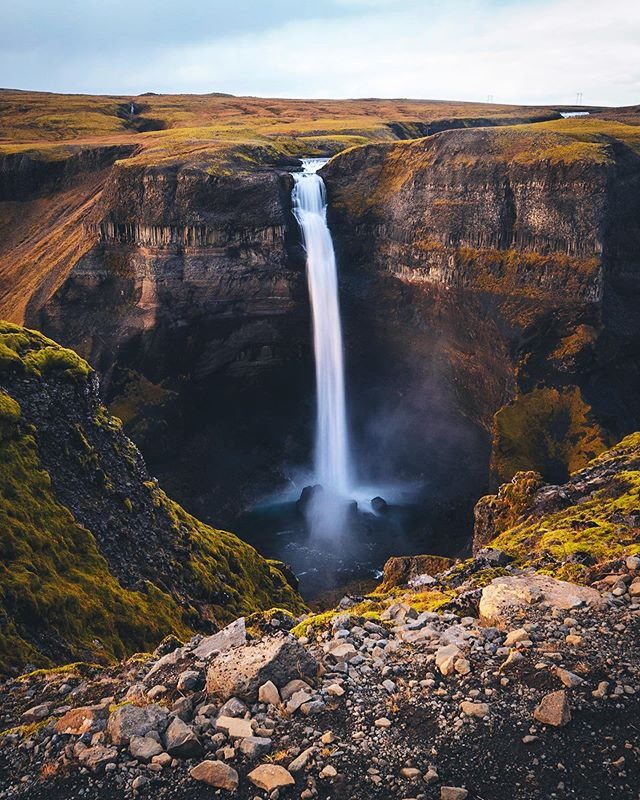Iceland is a place that I find myself constantly missing.