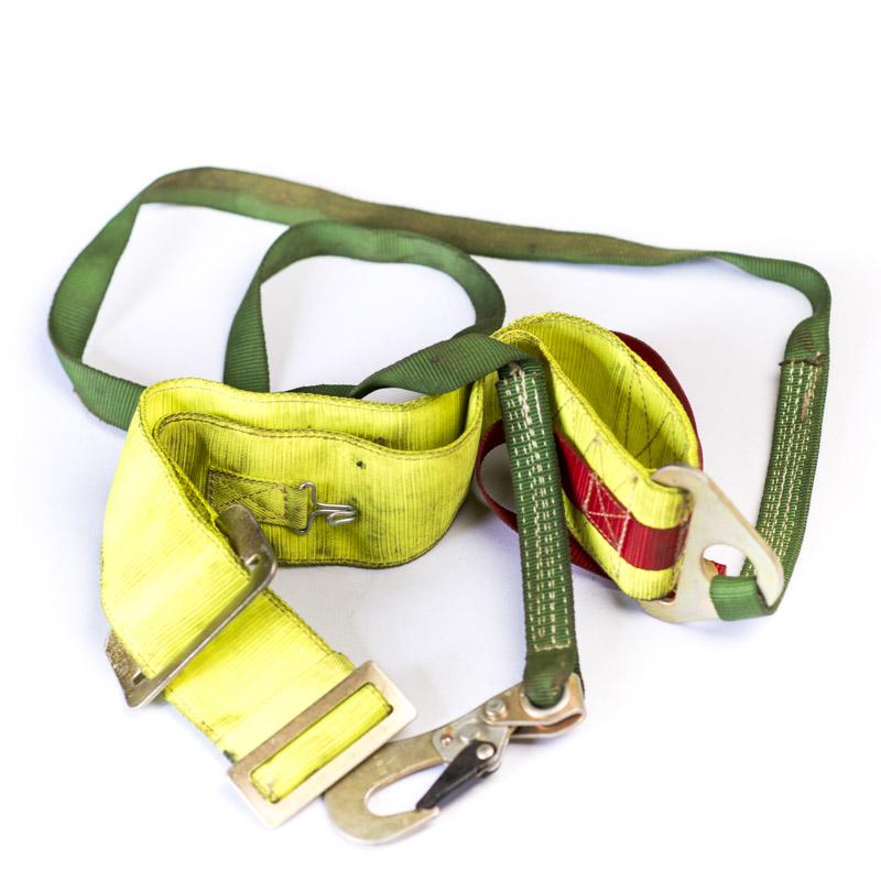 Miners belt belonging to Mr Jibhana