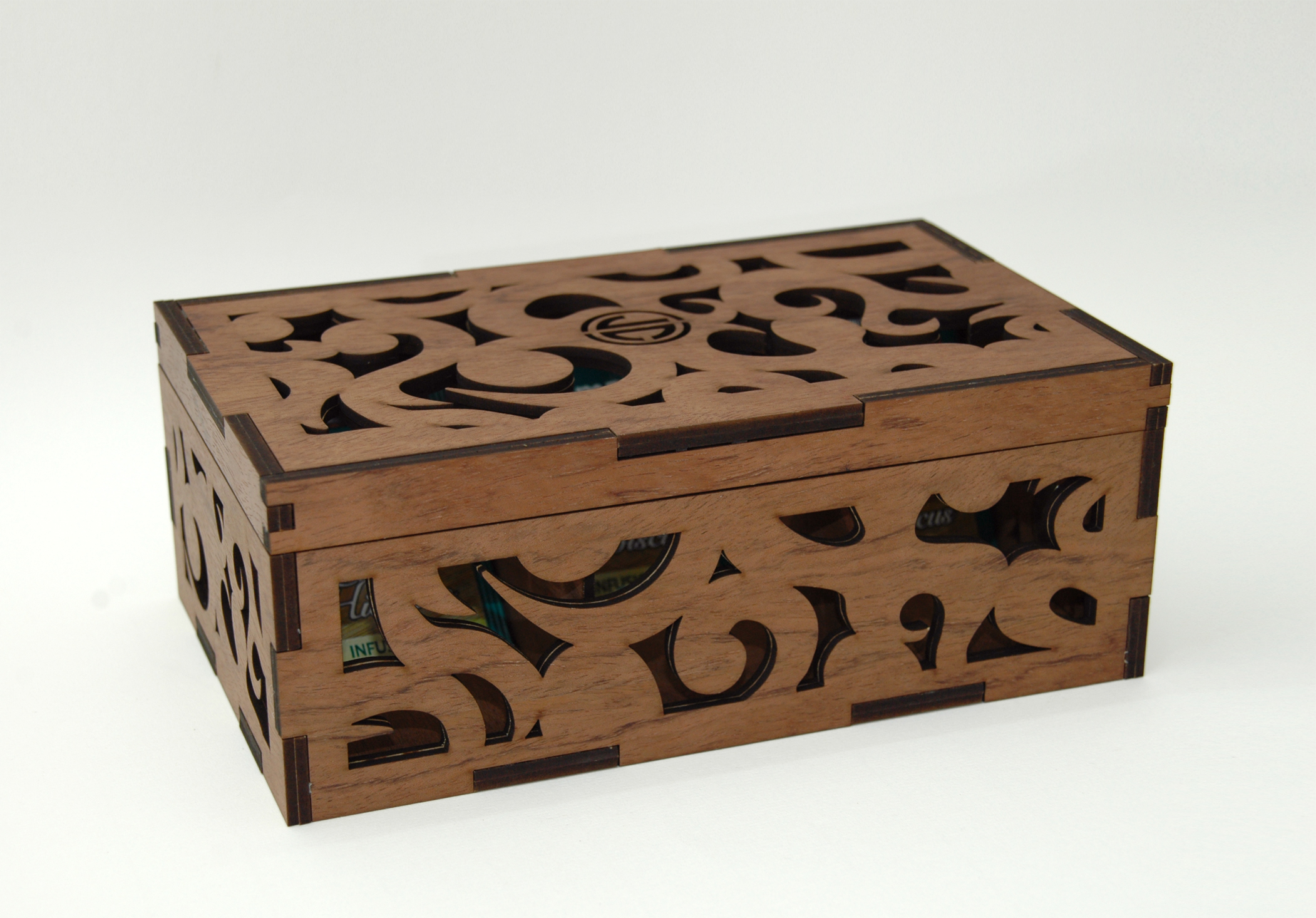 Gourmet Tea Boxes  From $65 USD