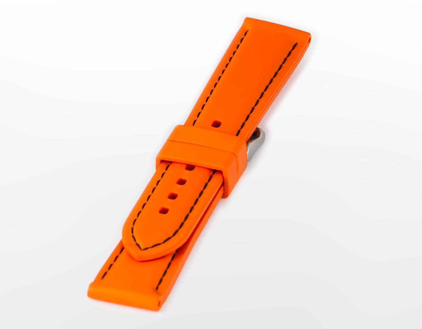 Natural Rubber Strap